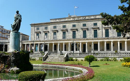 asian art museum corfu